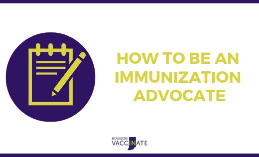 vaccine advocate